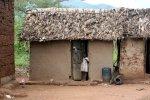 Village hut in Kimaluli