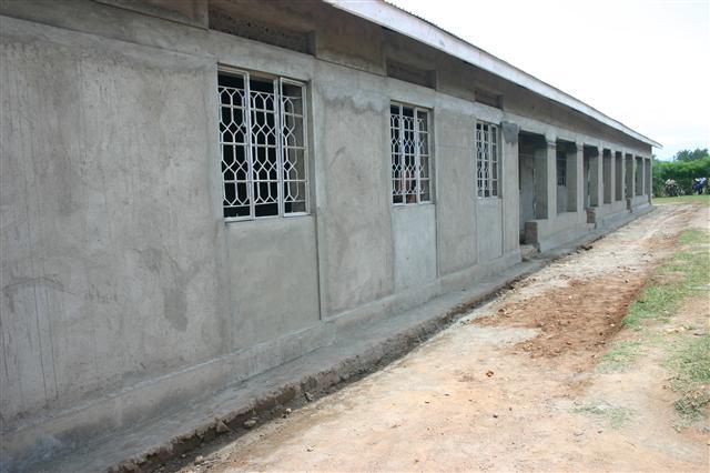 Kimaluli High School science block